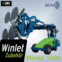 Zubehör Winlet 1000