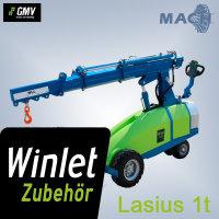 Zubehör Winlet Lasius 1t