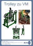 Glashebegerät VM-4