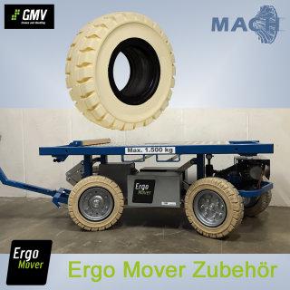 Weiße Reifen für ERGO MOVER