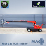 Verglasungsroboter SG 450