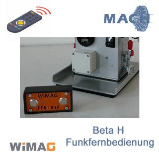 Funkfernbedienung für Beta-H