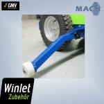 Stützräder für Winlet 350 XL u. 600