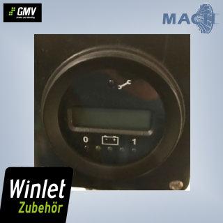 Stundenzähler für  Winlet 600