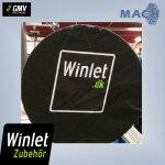 Schutzcover  für  Winlet 350, 350 XL, 350 TH