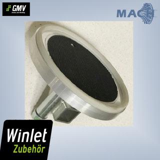 Stein-Saugplatte Ø 300mm für Winlet 400 CL, 400 TL, 575, 600