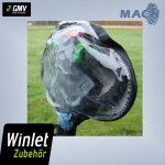 Wetterschutz Lenkdeichsel für alle Winlet