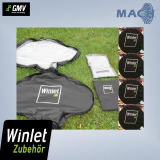 Wetterschutz komplett für Winlet 600