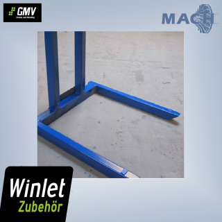 Gabel für Winlet 785, 1000