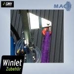 Haken für Winlet 350, 350 XL