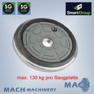 Stein-Saugplatte für SG, Ø 250mm