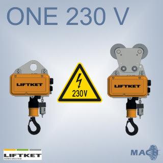 LIFTKET ONE  230 V